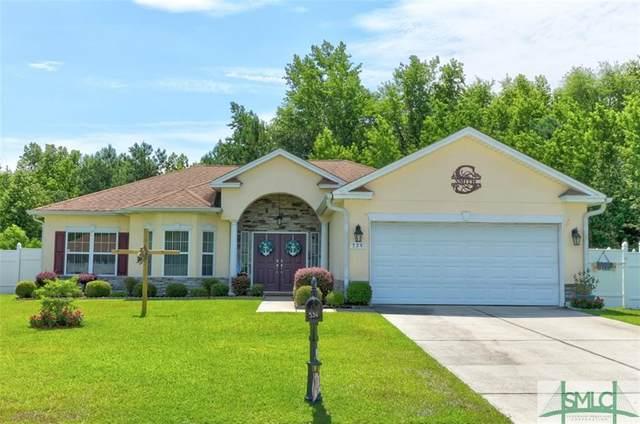 534 Amsonia Circle, Guyton, GA 31312 (MLS #227265) :: Teresa Cowart Team
