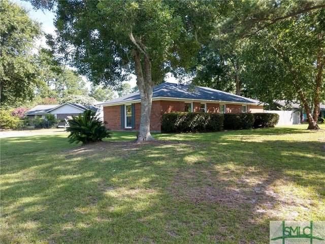 618 S Williamsburg Road, Savannah, GA 31419 (MLS #227268) :: Teresa Cowart Team