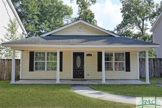 2112 Bolling Street, Savannah, GA 31404 (MLS #227277) :: Partin Real Estate Team at Luxe Real Estate Services