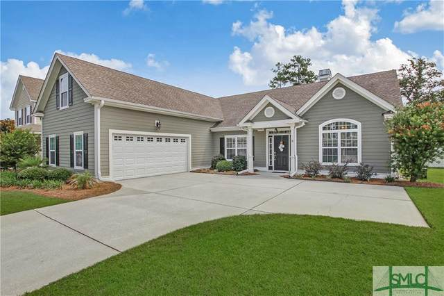 6 Cross Gate Court, Pooler, GA 31322 (MLS #227279) :: Teresa Cowart Team