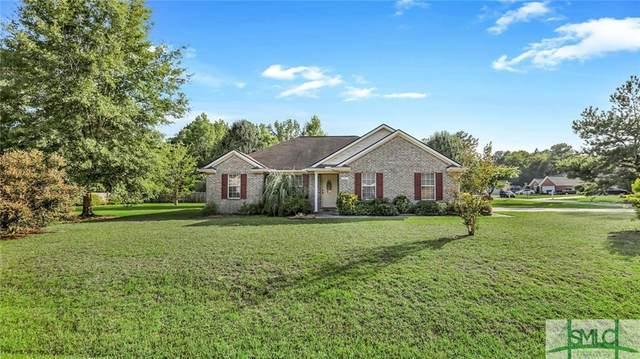 22 Hidden Creek Drive, Guyton, GA 31312 (MLS #227283) :: Teresa Cowart Team