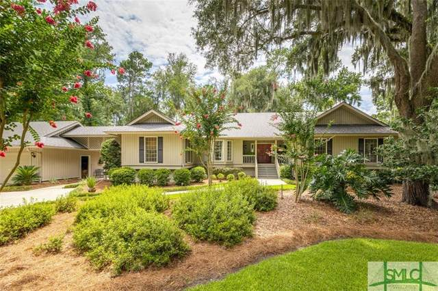 1 Isham Lane, Savannah, GA 31411 (MLS #227284) :: The Arlow Real Estate Group