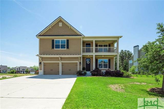 90 Dove Drake Drive, Richmond Hill, GA 31324 (MLS #227286) :: Teresa Cowart Team