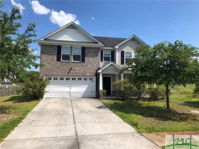 412 Seabreeze Drive, Guyton, GA 31326 (MLS #227288) :: McIntosh Realty Team