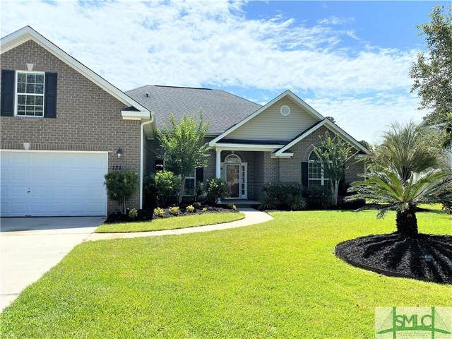131 Carolina Cherry Circle, Pooler, GA 31322 (MLS #227310) :: Heather Murphy Real Estate Group