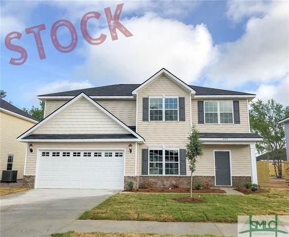 237 Rutledge, Hinesville, GA 31313 (MLS #227312) :: The Sheila Doney Team