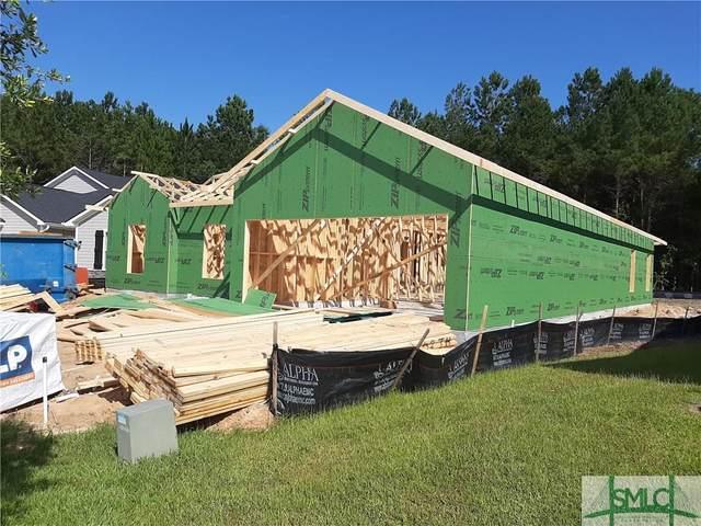 49 Misty Marsh Drive, Savannah, GA 31419 (MLS #227316) :: Coastal Savannah Homes