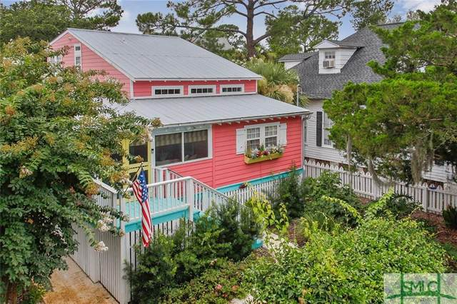 28 Solomon Avenue, Tybee Island, GA 31328 (MLS #227319) :: Coastal Savannah Homes