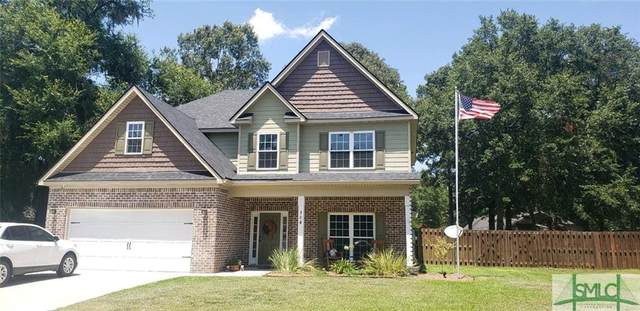 104 Red Oak Lane, Rincon, GA 31326 (MLS #227321) :: Teresa Cowart Team