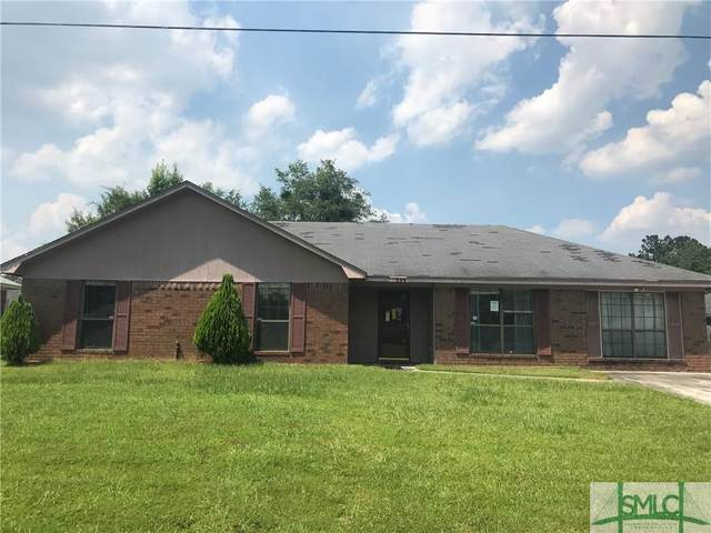 836 Sagewood Drive, Hinesville, GA 31313 (MLS #227324) :: Bocook Realty