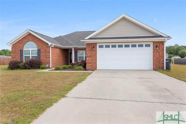 132 Bulloch Court, Hinesville, GA 31313 (MLS #227325) :: Coastal Savannah Homes