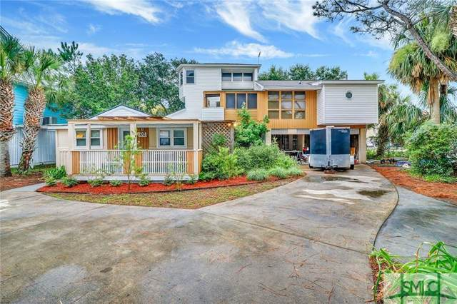 208 Lovell Avenue, Tybee Island, GA 31328 (MLS #227330) :: Heather Murphy Real Estate Group