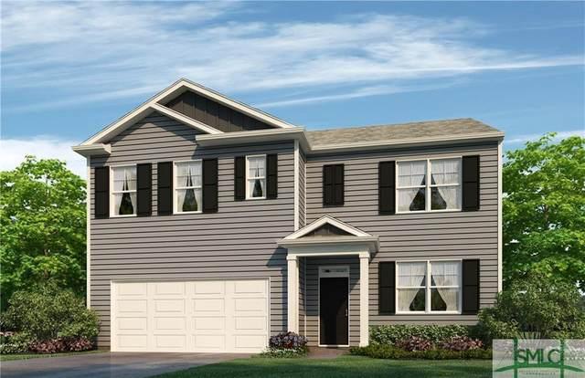 342 Hogan Drive, Richmond Hill, GA 31324 (MLS #227331) :: Teresa Cowart Team