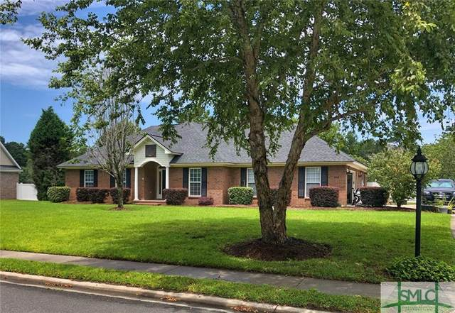 510 Braves Field Drive, Guyton, GA 31312 (MLS #227335) :: The Arlow Real Estate Group