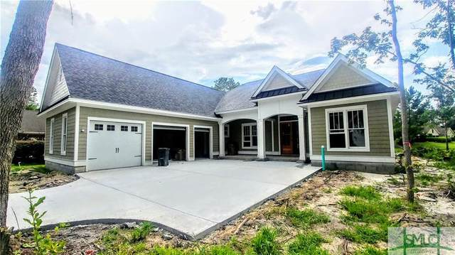 115 Kent Trail, Pooler, GA 31322 (MLS #227344) :: Teresa Cowart Team