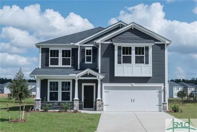 202 Benelli Drive, Pooler, GA 31322 (MLS #228344) :: The Arlow Real Estate Group