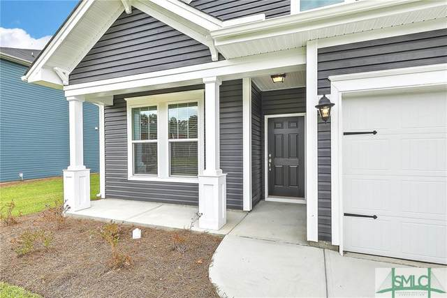 204 Benelli Drive, Pooler, GA 31322 (MLS #228345) :: The Arlow Real Estate Group