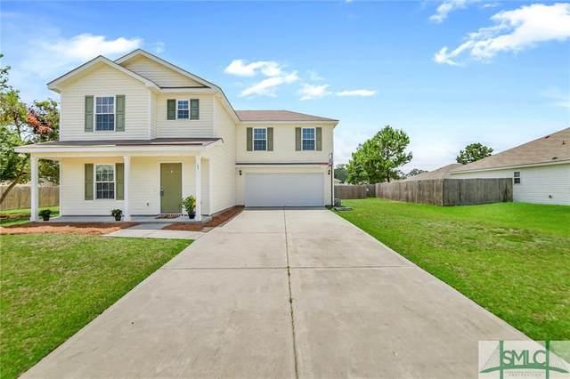11 Winston Drive, Guyton, GA 31312 (MLS #228350) :: The Arlow Real Estate Group