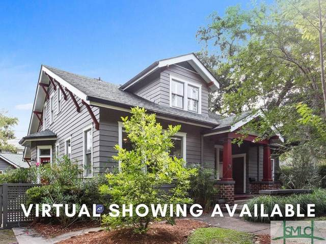 338 E 46th Street, Savannah, GA 31405 (MLS #228352) :: Level Ten Real Estate Group