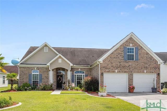 640 Stonebridge Circle, Savannah, GA 31419 (MLS #228358) :: Bocook Realty
