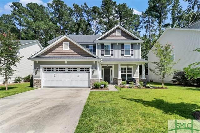 371 Plantation Way, Richmond Hill, GA 31324 (MLS #228359) :: Coastal Savannah Homes