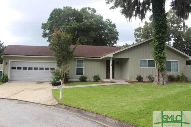9 Lauren Court, Savannah, GA 31419 (MLS #228360) :: Glenn Jones Group | Coldwell Banker Access Realty