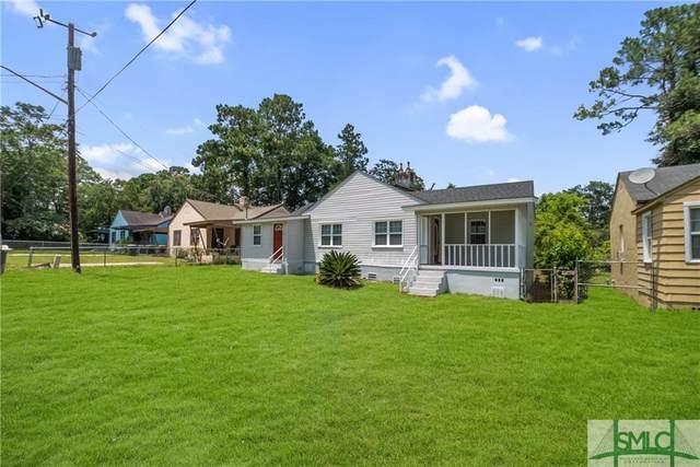 1712 E 39th Street, Savannah, GA 31404 (MLS #228365) :: Keller Williams Coastal Area Partners