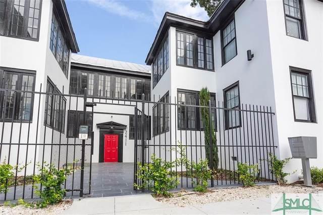 2411 Habersham Street #5, Savannah, GA 31401 (MLS #228366) :: Keller Williams Coastal Area Partners