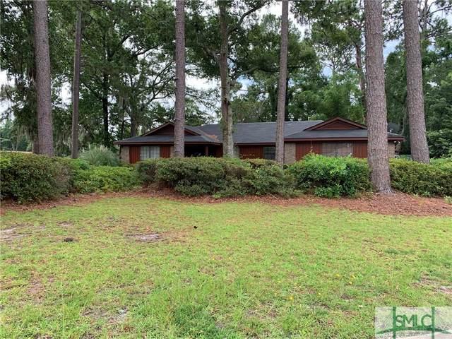 2 Cutty Sark Road, Savannah, GA 31410 (MLS #228368) :: Keller Williams Coastal Area Partners