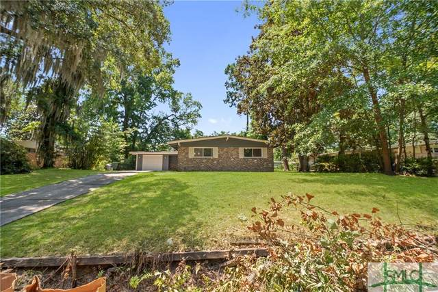 317 Briarcliff Circle, Savannah, GA 31419 (MLS #228370) :: Keller Williams Coastal Area Partners