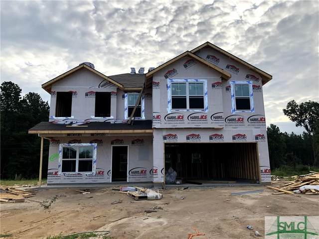 142 Rimes Avenue SE, Ludowici, GA 31316 (MLS #228375) :: The Arlow Real Estate Group