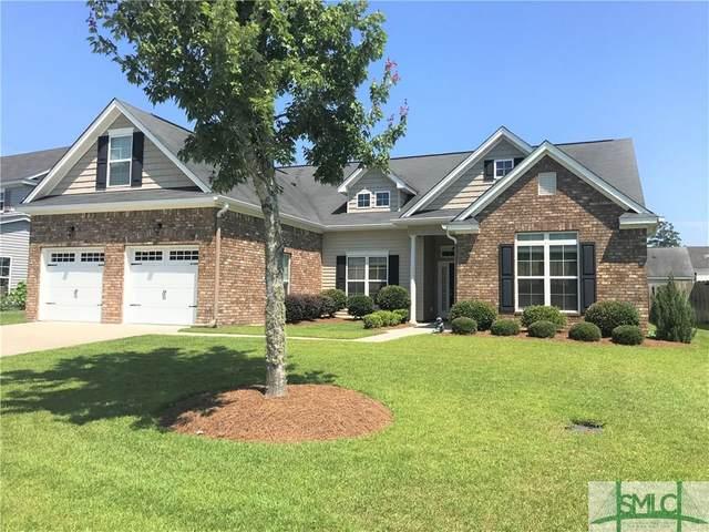 147 Carlisle Way, Savannah, GA 31405 (MLS #228378) :: Keller Williams Coastal Area Partners