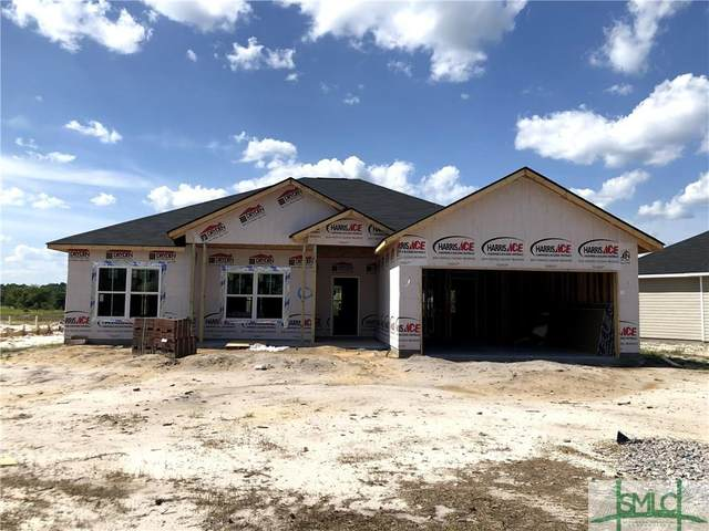 528 Burke Drive, Hinesville, GA 31313 (MLS #228380) :: Keller Williams Coastal Area Partners