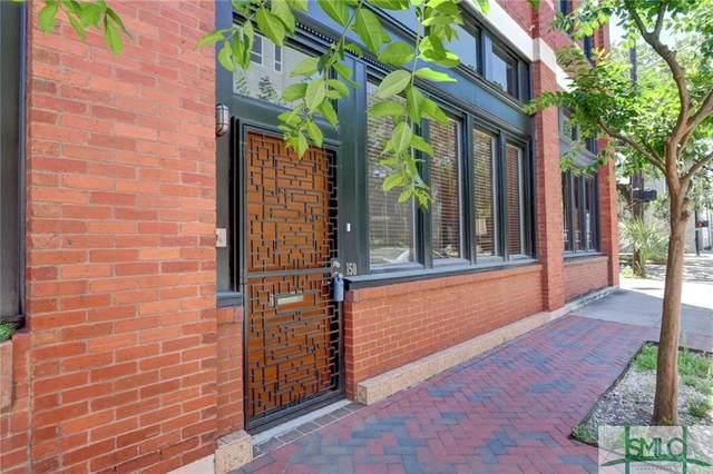 150 Whitaker Street, Savannah, GA 31401 (MLS #228381) :: Glenn Jones Group | Coldwell Banker Access Realty