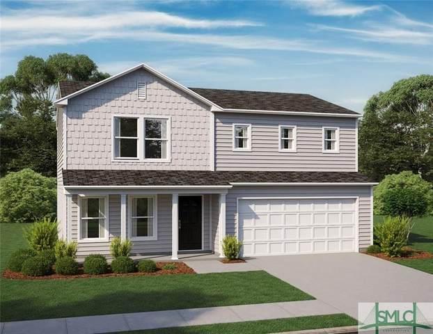 137 Saddle Brooke Trace, Brunswick, GA 31525 (MLS #228386) :: Keller Williams Coastal Area Partners