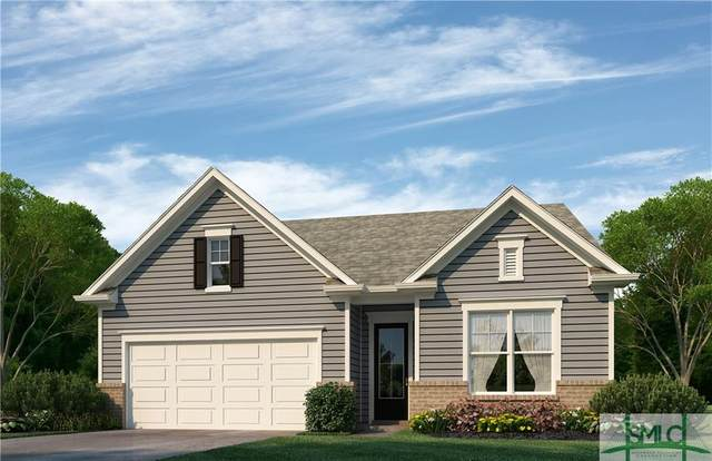 365 Hogan Drive, Richmond Hill, GA 31324 (MLS #228392) :: McIntosh Realty Team