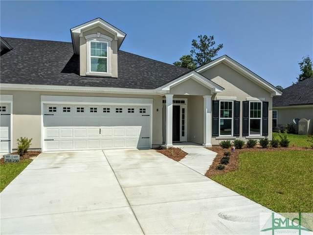 8 Scarlet Maple Lane, Savannah, GA 31419 (MLS #228394) :: Glenn Jones Group | Coldwell Banker Access Realty