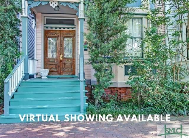 213 E Duffy Street, Savannah, GA 31401 (MLS #228403) :: Bocook Realty