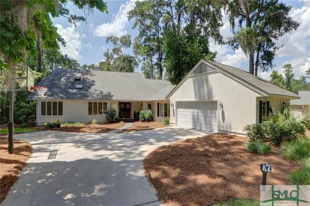 42 Wiley Bottom Road, Savannah, GA 31411 (MLS #228407) :: Barker Team | RE/MAX Savannah