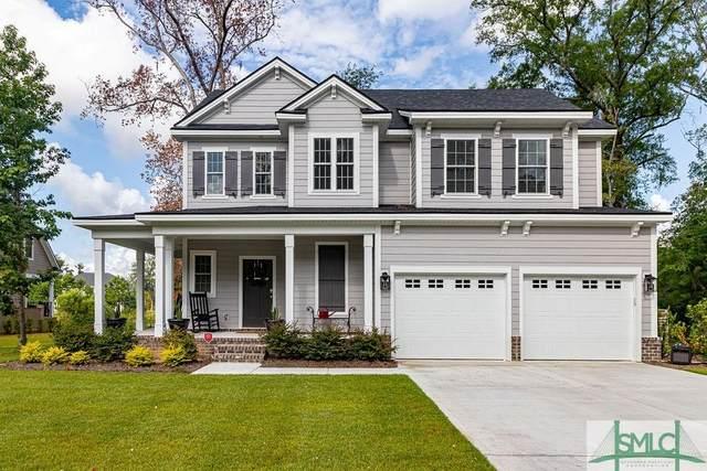 159 Trail Creek Lane, Savannah, GA 31405 (MLS #228408) :: The Arlow Real Estate Group