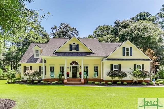 962 Honey Ridge Road, Guyton, GA 31312 (MLS #228412) :: Level Ten Real Estate Group