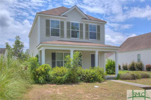 67 Godley Park Way, Savannah, GA 31407 (MLS #228414) :: Level Ten Real Estate Group