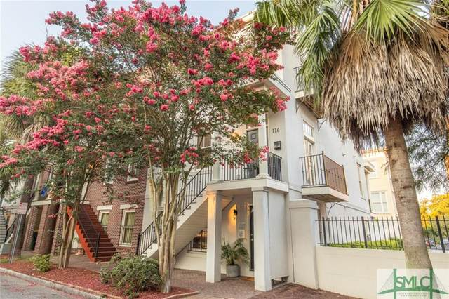 716 Barnard Street, Savannah, GA 31401 (MLS #228421) :: The Arlow Real Estate Group