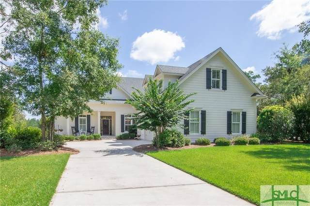 194 Spanton Crescent, Pooler, GA 31322 (MLS #228431) :: Partin Real Estate Team at Luxe Real Estate Services
