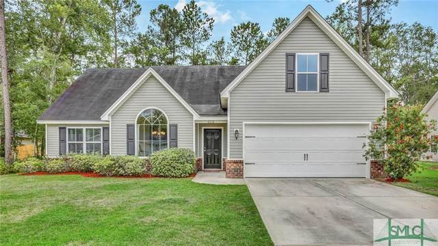 212 Sterling Drive, Rincon, GA 31326 (MLS #228432) :: Coastal Savannah Homes