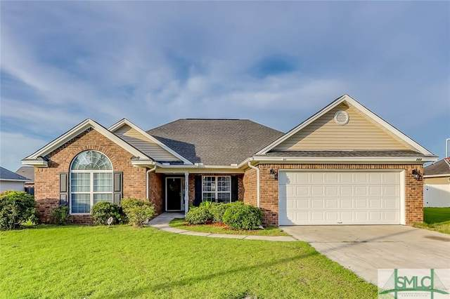 107 Stonewalk Drive, Rincon, GA 31326 (MLS #228433) :: Coastal Savannah Homes
