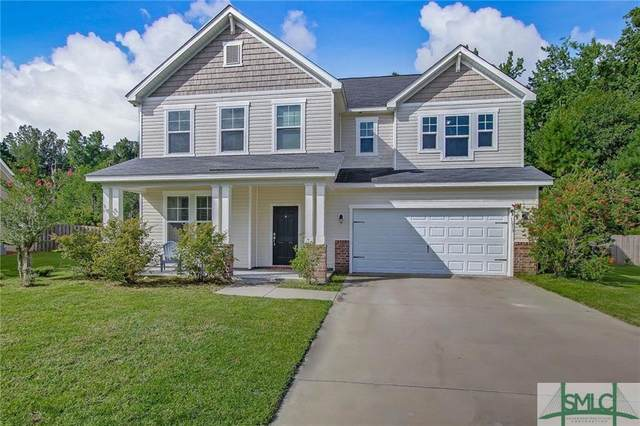 1073 Woodland Drive, Pooler, GA 31322 (MLS #228440) :: Glenn Jones Group | Coldwell Banker Access Realty