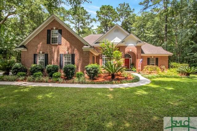 312 Mclaughlin Lane, Richmond Hill, GA 31324 (MLS #228442) :: Glenn Jones Group | Coldwell Banker Access Realty