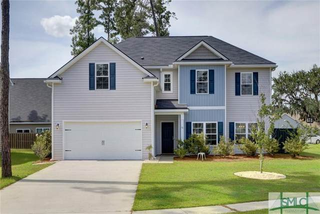 20 Sail Maker Lane, Richmond Hill, GA 31324 (MLS #228446) :: Teresa Cowart Team