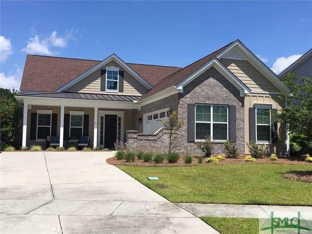 4 Appletree, Pooler, GA 31322 (MLS #228448) :: Bocook Realty